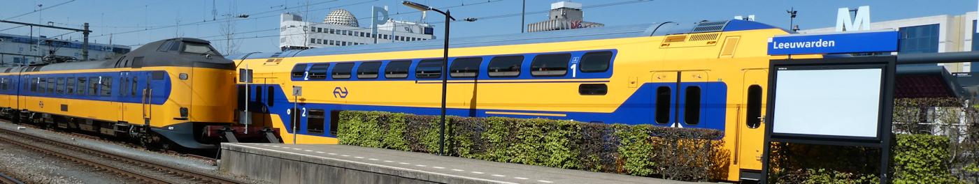 Trijn in de trein